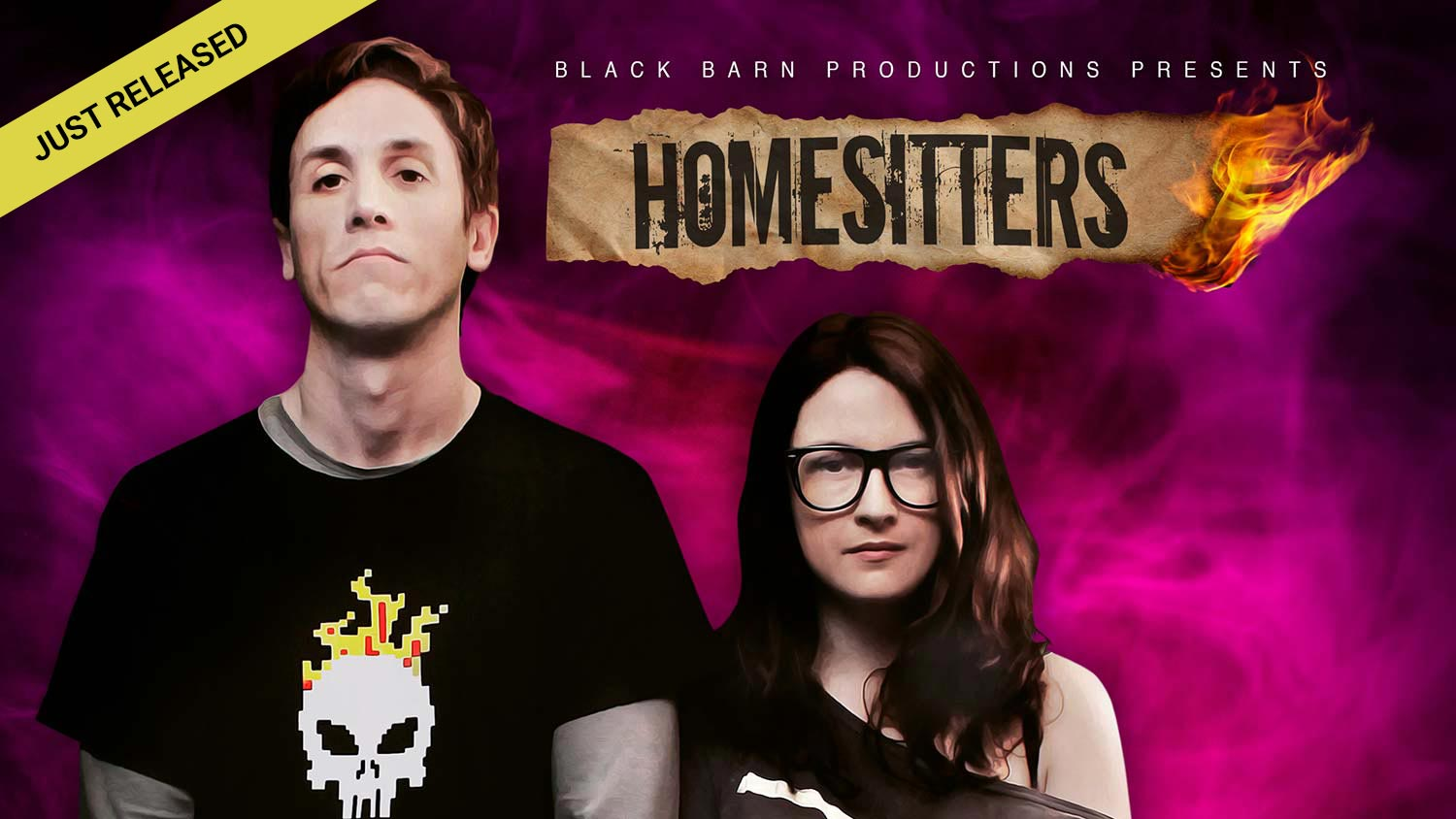 Homesitters film poster released